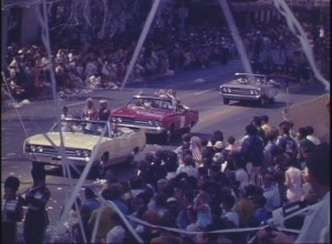 Apollo 11 Broadcasts and Welcome Home Parade in Houston