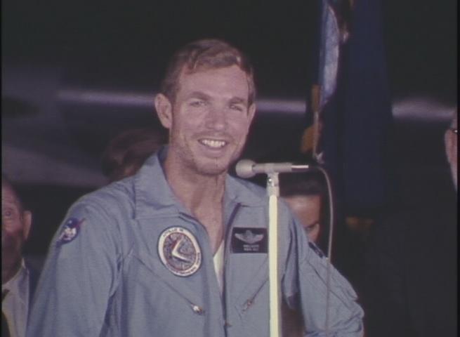Apollo 15 Post-Flight Press Conference