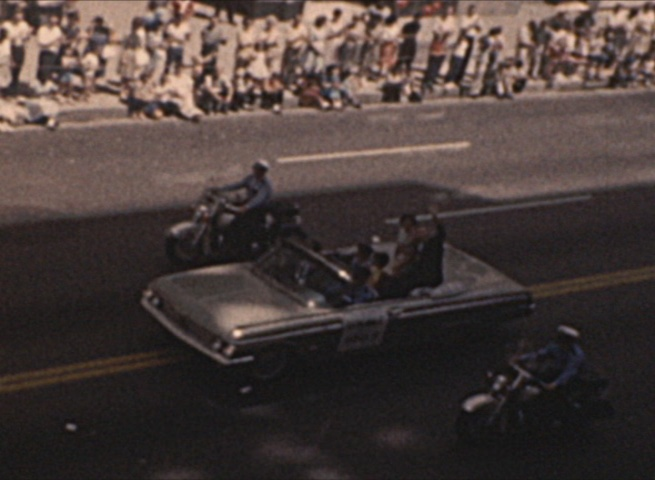 Fourth of July Parade with Mercury Seven Astronauts